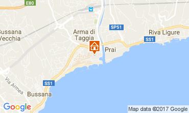 Mappa Sanremo Appartamento 73544