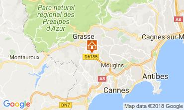 Mappa Cannes Casa 113345