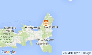 Mappa Rio nell'Elba Appartamento 73727