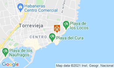 Mappa Torrevieja Appartamento 75230