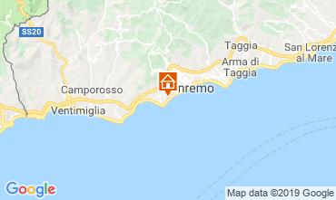 Mappa Sanremo Appartamento 102654