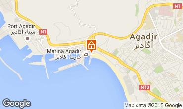 Mappa Agadir Appartamento 87875