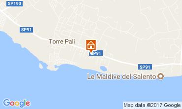 Mappa Torre Pali Villa  110928