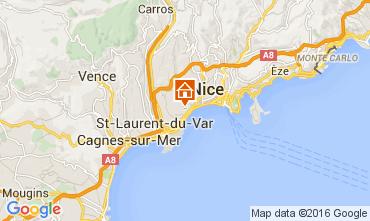 Mappa Nizza Appartamento 92095