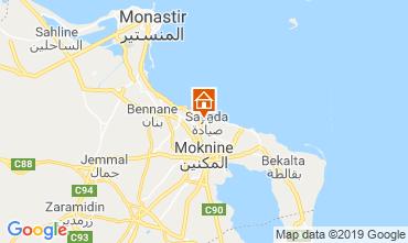 Mappa Monastir Appartamento 117701