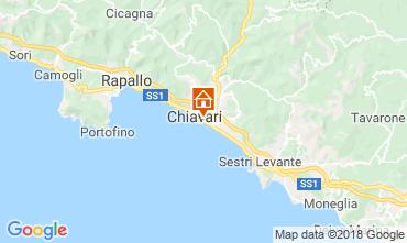 Mappa Chiavari Appartamento 117148