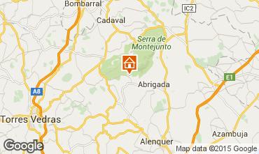 Mappa Torres Vedras Casa 60356
