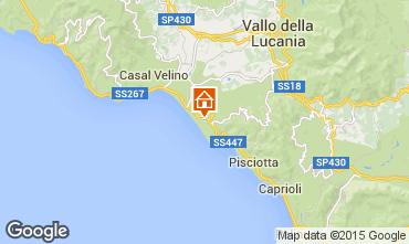Mappa Ascea Appartamento 98388