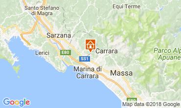 Mappa Carrara Casa 114620