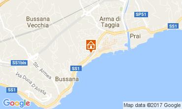 Mappa Sanremo Appartamento 73053