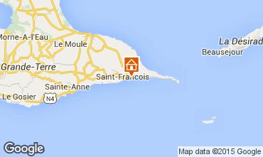 Mappa Saint Francois Appartamento 82732