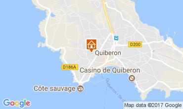Mappa Quiberon Casa 111327