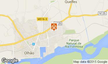 Mappa Olhão Appartamento 89473