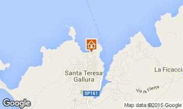 Mappa Santa Teresa di Gallura Appartamento 84500