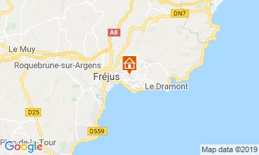 Mappa Nizza Appartamento 118573
