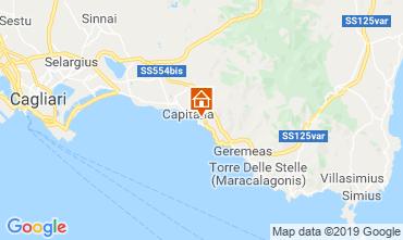 Mappa Quartu Sant'Elena Villa  118967