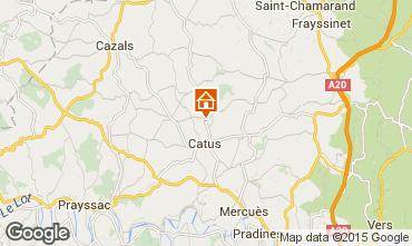 Mappa Cahors Casa 94738