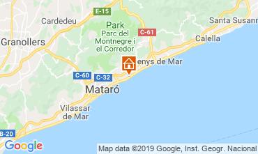Mappa Barcellona Appartamento 76574