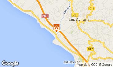 Mappa Saint Leu Casa mobile 94595