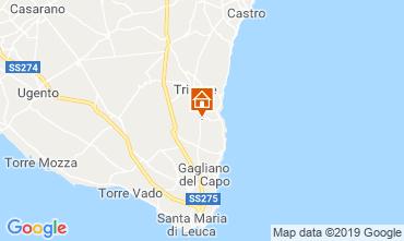 Mappa Tricase Appartamento 110079