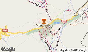 Mappa Monginevro Appartamento 40654
