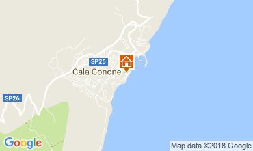 Mappa Cala Gonone Appartamento 87595