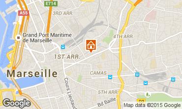 Mappa Marsiglia Appartamento 93856