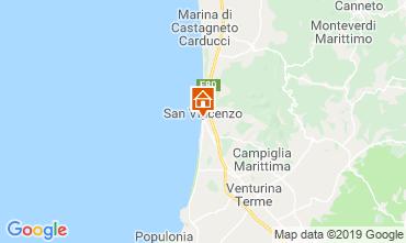 Mappa San Vincenzo Appartamento 118140