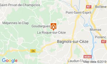 Mappa Avignone Villa  119856