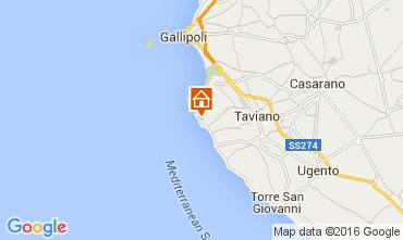 Mappa Gallipoli Villa  33763