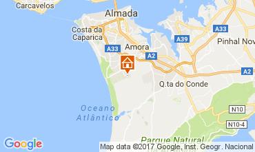 Mappa Lisbona Villa  111042