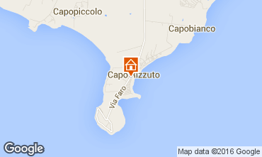 Mappa Isola di Capo Rizzuto Appartamento 102410