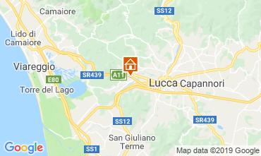 Mappa Lucca Appartamento 118723