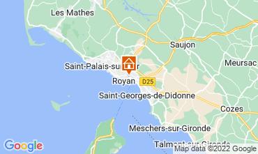 Mappa Royan Appartamento 55283