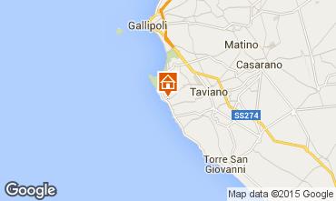 Mappa Gallipoli Villa  84965