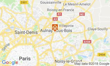 Mappa PARIGI Appartamento 93070