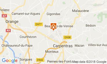 Mappa Aubignan Appartamento 113586