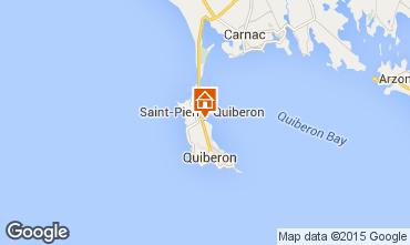 Mappa Saint Pierre Quiberon Villa  81399
