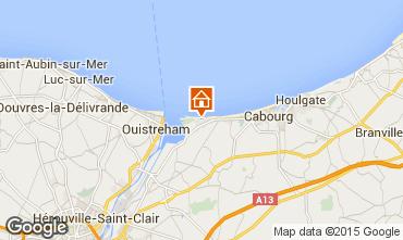 Mappa Cabourg Appartamento 98720