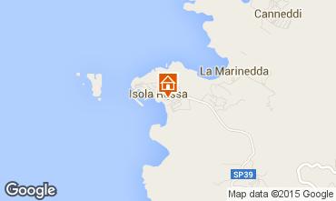 Mappa Isola Rossa Appartamento 61212