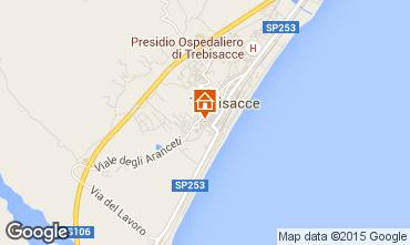 Mappa Trebisacce Appartamento 45504