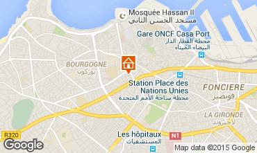 Mappa Casablanca Appartamento 83261