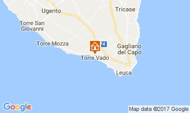 Mappa Torre Vado Monolocale 108564