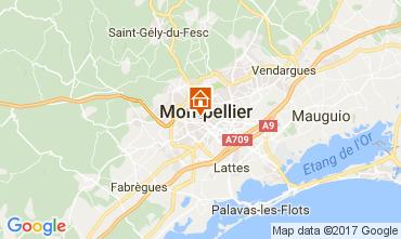Mappa Montpellier Casa 111032