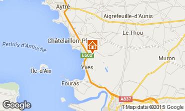 Mappa Châtelaillon plage B&B 56831