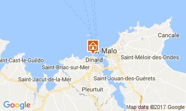 Mappa Dinard Appartamento 102439