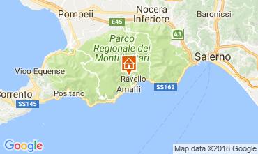 Mappa Ravello Villa  114444