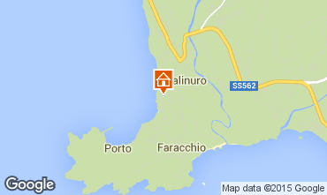 Mappa Palinuro Appartamento 96680