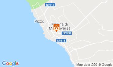 Mappa Gallipoli Appartamento 118511