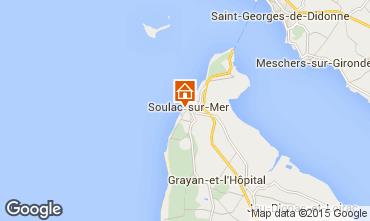 Mappa Soulac Villa  6750